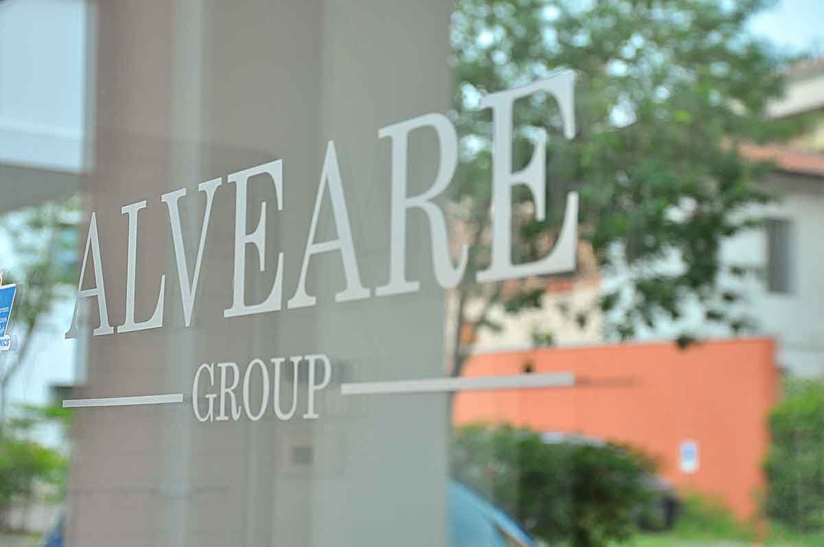 vetrina Alveare Group